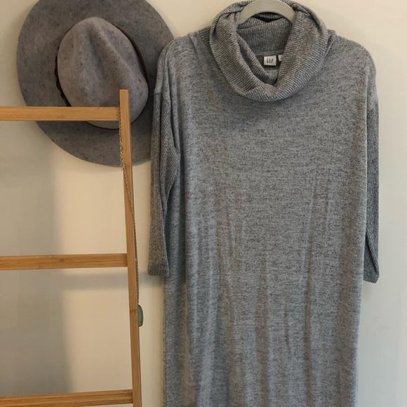 GAP Dresses & Skirts - Gap Cowl Neck Sweater Dress